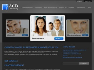 ACD CONSULTING - PARIS