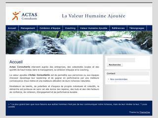 ACTAS CONSULTANTS