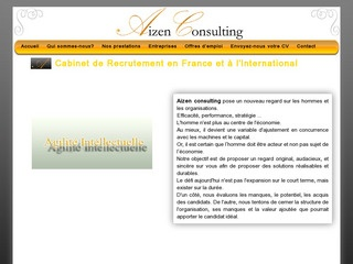 AIZEN CONSULTING