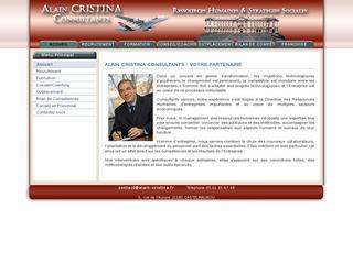 ALAIN CRISTINA CONSULTANTS