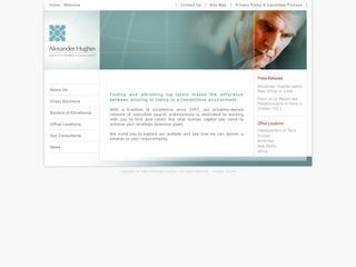 CPM SEARCH - GROUPE ALEXANDER HUGHES