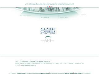 ACI - ALLIANCES CONSEILS INTERNATIONAL