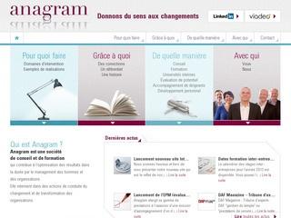 Anagram conseil - Business plan cabinet de recrutement ...