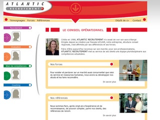 ATLANTIC RECRUTEMENT