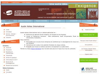 AUSTIN KELLAS INTERNATIONAL