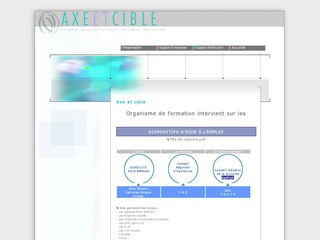 AXE ET CIBLE