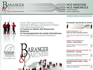 BARANGER & PARTNERS - PARIS