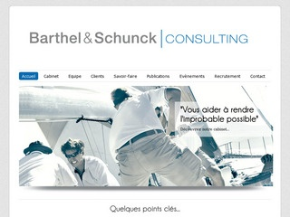 barthel schunck consulting cabinets de recrutement executive search. Black Bedroom Furniture Sets. Home Design Ideas