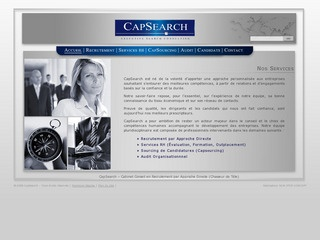 CAPSEARCH EXECUTIVE SEARCH CONSULTING