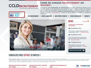 CCLD RECRUTEMENT - PARIS