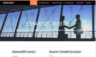 CHASSEUR DE TETE BTP