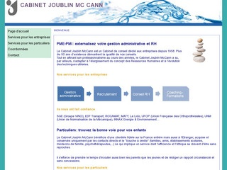 Joublin mc cann - Cabinet de coaching paris ...