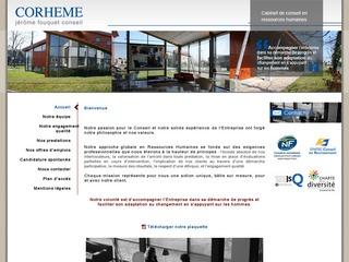 CORHEME - JEROME FOUQUET CONSEIL