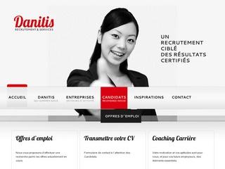 DANITIS - RECRUTEMENT & SERVICES