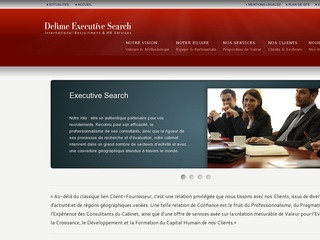 DELIME EXECUTIVE SEARCH