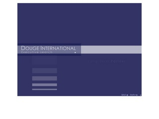 DOUGE INTERNATIONAL