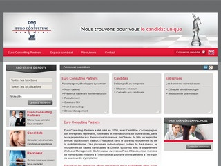 EURO CONSULTING PARTNERS - PARIS