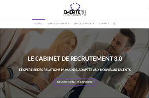 Emerite rh cabinets de recrutement executive search - Business plan cabinet de recrutement ...