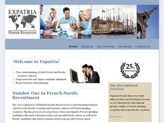 EXPATRIA HUMAN RESOURCES