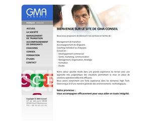 GMA CONSEIL