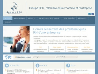 GROUPE FRANÇOIS SANCHEZ CONSULTANTS - PARIS