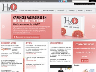 H3O - RECRUTEMENTS SPECIFIQUES - PARIS
