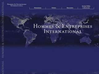HOMMES & ENTREPRISES INTERNATIONAL - PARIS