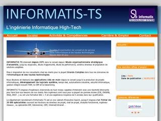 INFORMATIS TECHNOLOGY SYSTEM