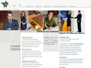 IVY EXECUTIVE SEARCH