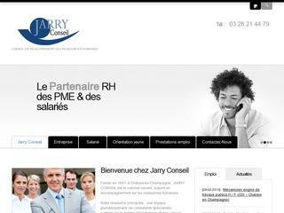 JARRY CONSEIL --> RH PARTNERS REIMS