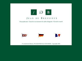 JEAN DE BRESSIEUX & ASSOCIES