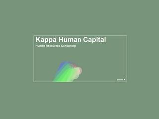 KAPPA HUMAN CAPITAL
