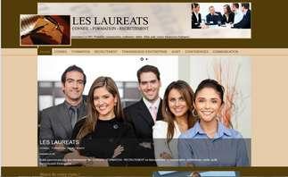 LES LAUREATS - CONSEIL - FORMATION - RECRUTEMENT