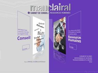 MAUCLAIRAL CONSEIL