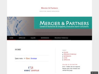 MERCIER & PARTNERS