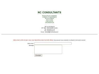 NC CONSULTANTS