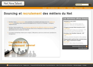NET NEW TALENT