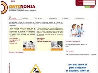 ONTONOMIA - RHONE ALPES
