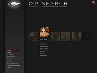 OP SEARCH