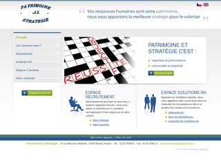 PATRIMOINE & STRATEGIE