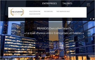 PRAXIDIS EXECUTIVE SEARCH