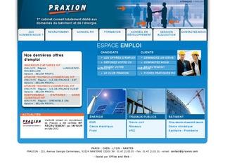 PRAXION - PARIS (SIEGE)