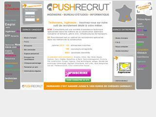 BE RECRUTEMENT