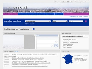 RANDSTAD SEARCH & SELECTION - PARIS