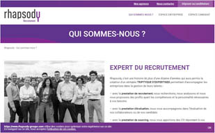 RHAPSODY RECRUTEMENT TOURS