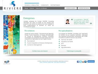 RIVIERE CONSULTING PARIS