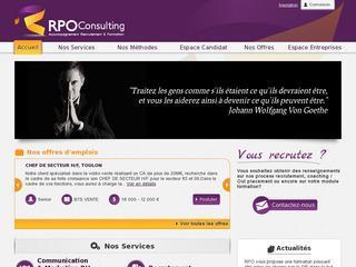RPO CONSULTING