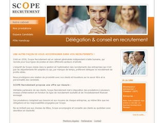 SCOPE RECRUTEMENT