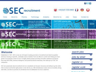 SEC RECRUITMENT INTERNATIONAL