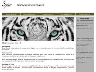SEGUR SEARCH